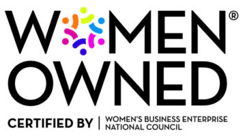 woman owned logo
